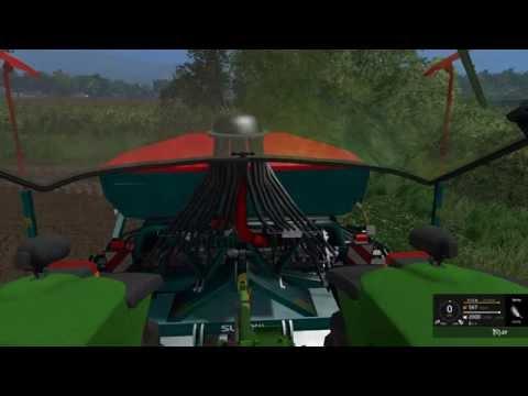 Farming Simulator 2015 Drilling Brompton Farm Fs15 Map Uk