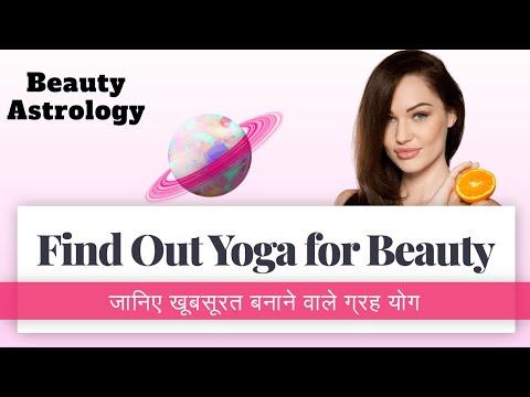 Yoga for Beauty via Vedic Astrology [English Subtitles]