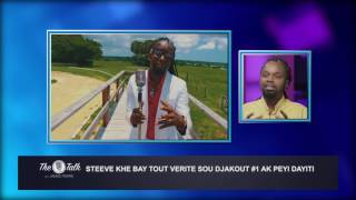 The Talk with James Pierre: Steeve Khe (Creole)