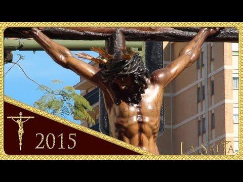 Santísimo Cristo de la Sangre - Salida - San Benito (Semana Santa de Sevilla 2015)