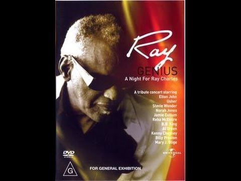 [CONCERT] RAY CHARLES - RAY GENIUS A NIGHT FOR RAY CHARLES