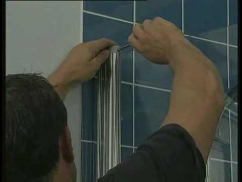 universal shower base installation instructions