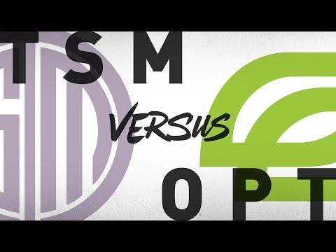 Team Solomid vs OpTic Gaming vod
