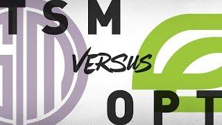 Video TSM vs. OPT - Week 5 Day 1   NA LCS Summer Split   TSM vs. OpTic Gaming (2018) download MP3, 3GP, MP4, WEBM, AVI, FLV Agustus 2018