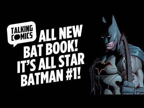 Talking Comics for 08.10.16 - All Star Batman #1, Superwoman #1, Black Monday Murders #1, & More!