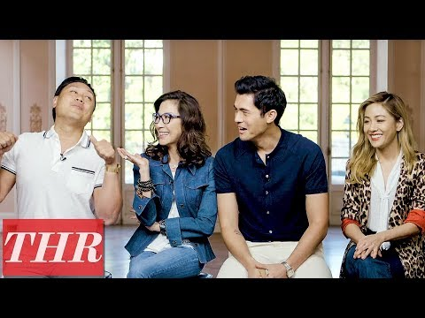 'Crazy Rich Asians' Cast & Director Share Crazy Stories | THR