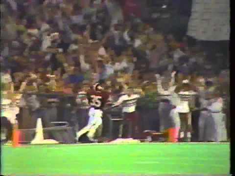 BC Alabama Football 1984