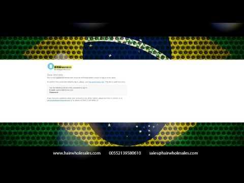 Hair Wholesales Brazil Brazilian Hair Registration