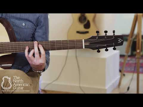 Avian Skylark Standard Cutaway Rosewood Electro Acoustic Guitar Played By Will McNicol (Part Two)