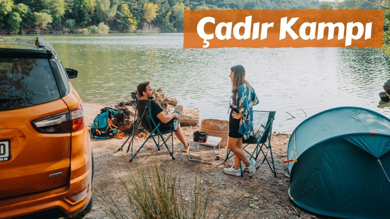 Karavana Bir Mola: İzmir Karagöl'de Çadır Kampı - Trail of Us
