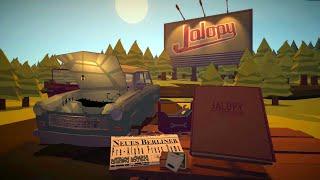 Tomcat Plays Jalopy BUILDING A CAR