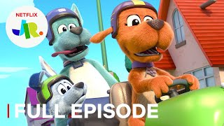 Welcome to Pawston / Ruff Day on the Job  Go, Dog. Go! FULL EPISODE | Netflix Jr