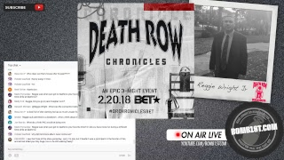 Bomb1st Live: DR Chronicles Reaction & Discussion with Reggie Wright