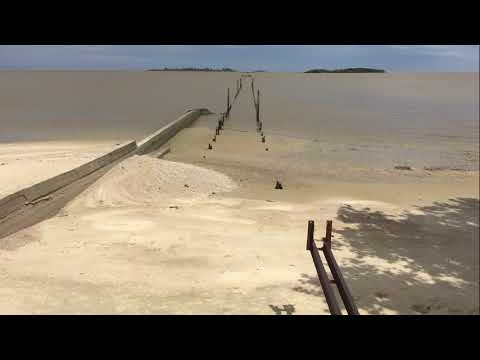 Playa Real de San Carlos en  Colonia del Sacramento