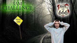 3am challenge at haunted highway worlds most deadly highway gone wrong