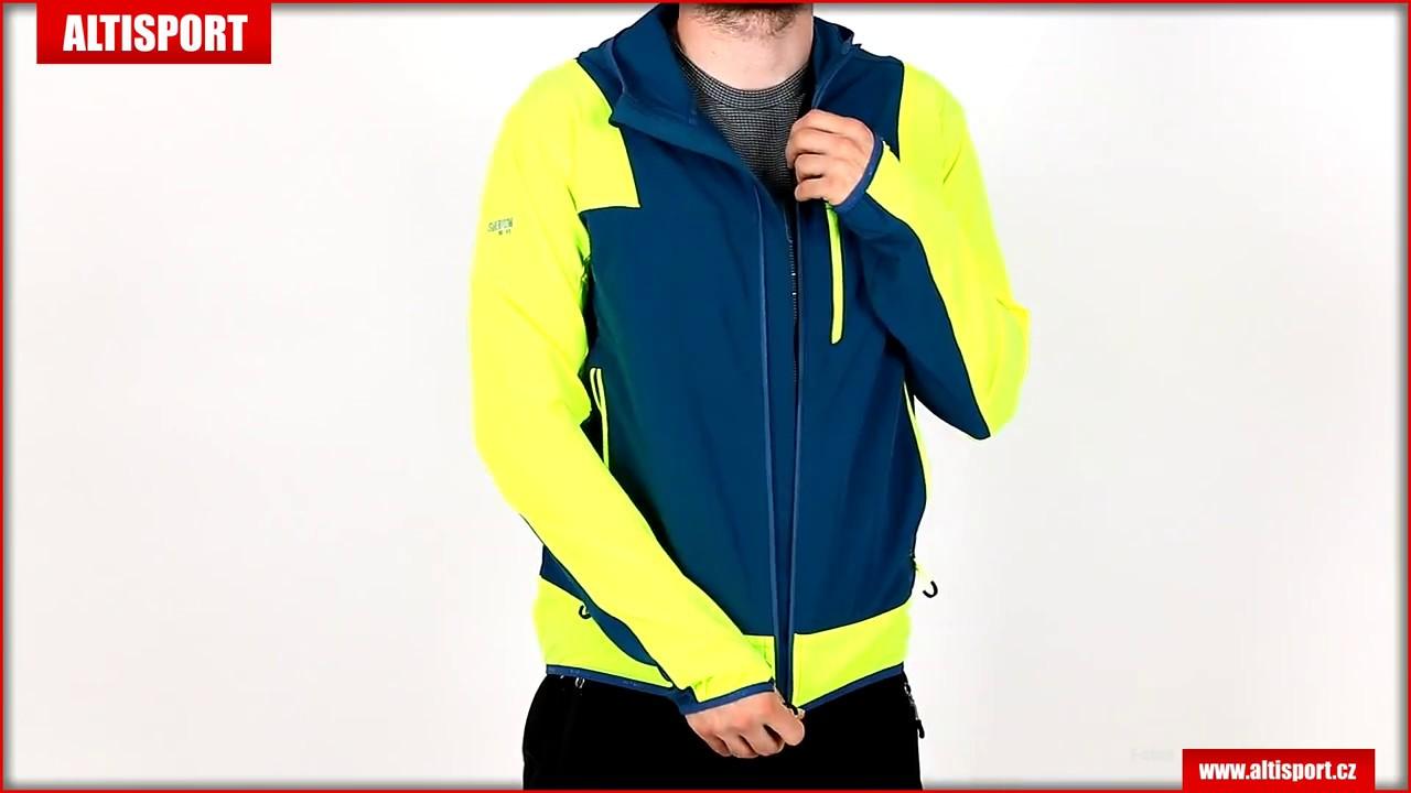 e7bec42ded8e pánská sportovní bunda kilpi joshua m im0172ki žlutá - YouTube