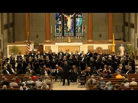 Fauré Requiem performed by the Yavapai College Master Chorale