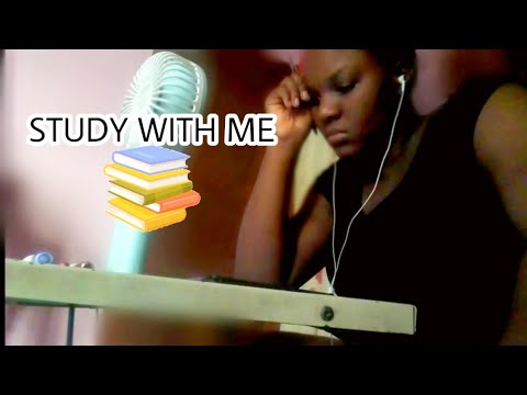 STUDY WITH ME #1