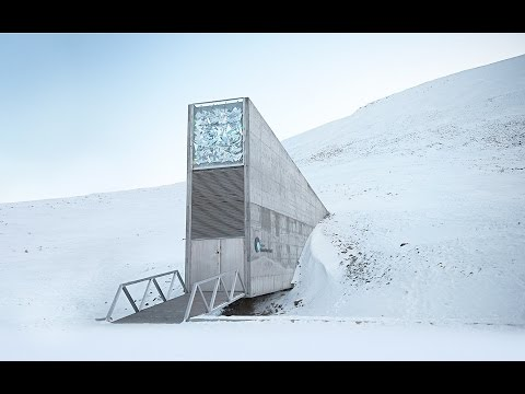 Svalbard globale frøhvelv / Svalbard Global Seed Vault (Norwegian Language) - Unravel Travel TV