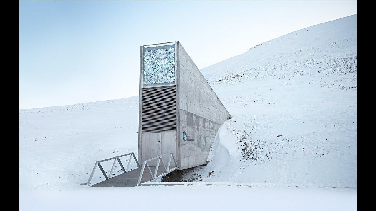 Svalbard globale frøhvelv / Svalbard Global Seed Vault (Norwegian Language) - Unravel Travel TV