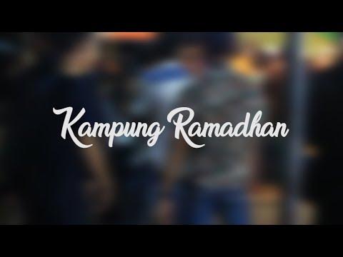 Kampung Ramadhan - Alun Alun Kabupaten Sidoarjo