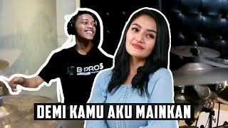 Video [FUN COVER SESSION] Siti Badriah - Lagi Syantik (Versi Edan) download MP3, 3GP, MP4, WEBM, AVI, FLV Juli 2018