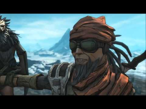 Meet all the characters of Borderlands 2
