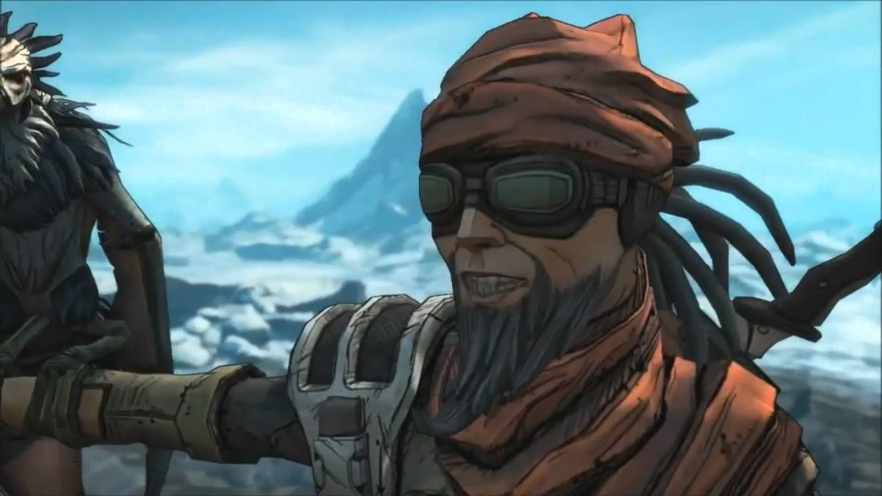 how to get your character back on borderlands 2