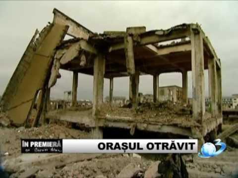 """Orasul otravit, TURDA - reportaj """"In premiera"""""""