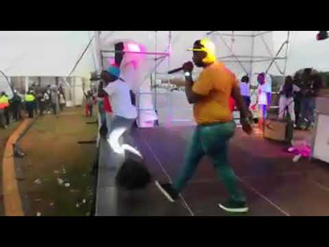 BGT9 LIVE: THE DOUBLE TROUBLE FT BIODIZZY - O DHO SWA