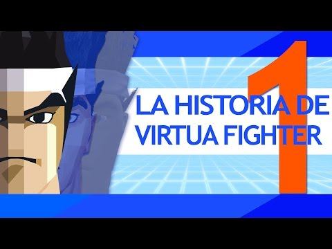 La Historia de Virtua Fighter 1 - Documental
