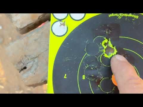 Savage Axis XP 6.5 Creedmoor accuracy at 100 yards