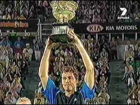 Australian Open 2005 - Tennis Highlights (7 Sport)