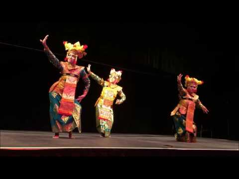 VIDA Florida - LEGONG KERATON - Cultural & Arts Showcase, King Center, Melbourne, FL
