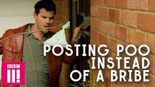 When You Post Dog Poo Instead Of A Bribe | Cuckoo Series 4