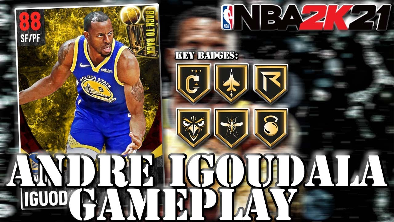 RUBY ANDRE IGOUDALA GAMEPLAY!! BEST DEFENDER IN THE GAME! HE'S A BUDGET BEAST! | NBA 2K21 MYTEAM