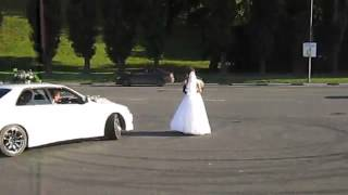 Свадьба чайзер 727
