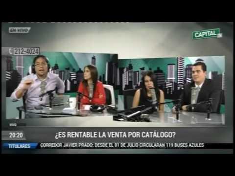 Oriflame Perú Diana Garcia