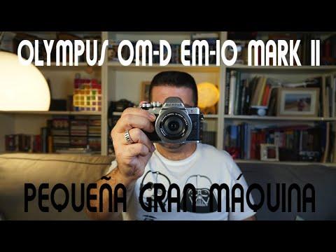OLYMPUS OM-D EM-10 MARKII. Review y opinión.