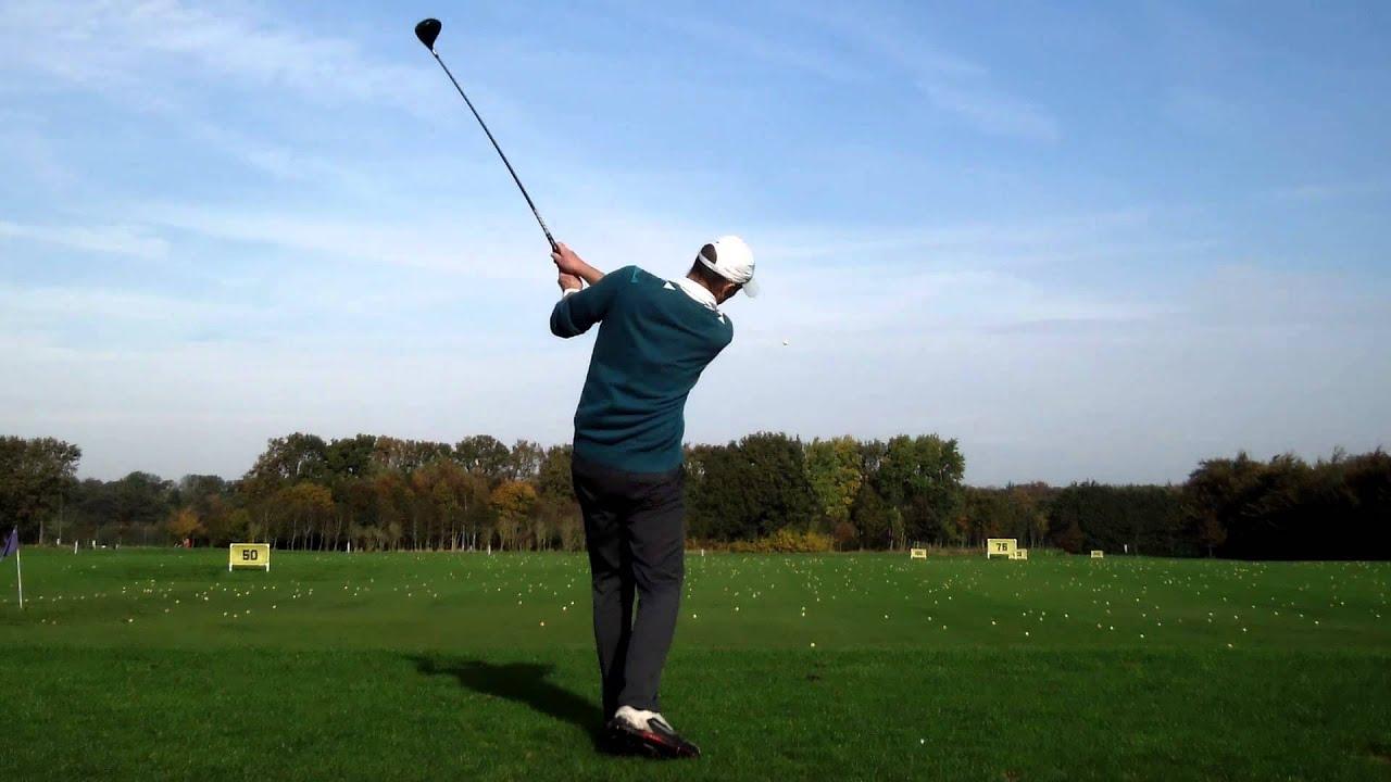 Golfschwung Video
