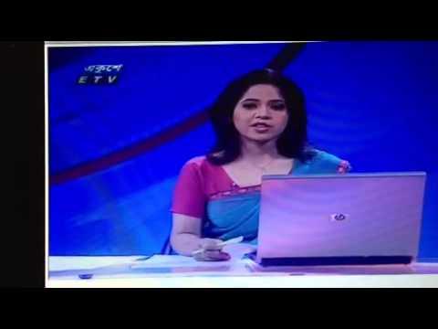 Spain news in ekushey tv