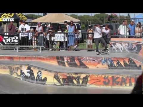 First Long Beach BMX & Skate Jam At Houghton Park
