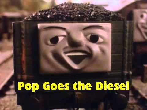 Pop Goes the Diesel/Pop Goes Old Ollie - 0.5 speed thumbnail