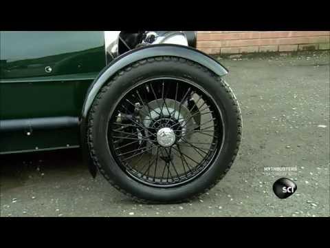 How Its Made Dream Cars Series Morgan 3 Wheeler