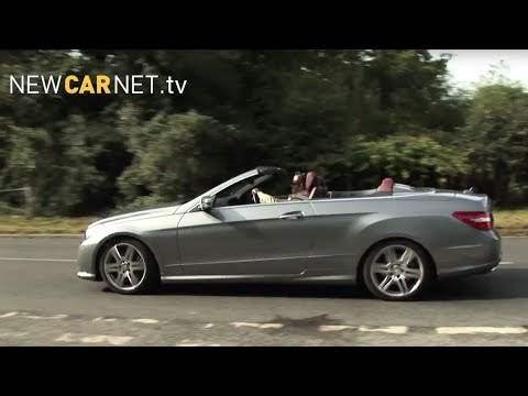 Mercedes-Benz E-Class Cabriolet : Car Review