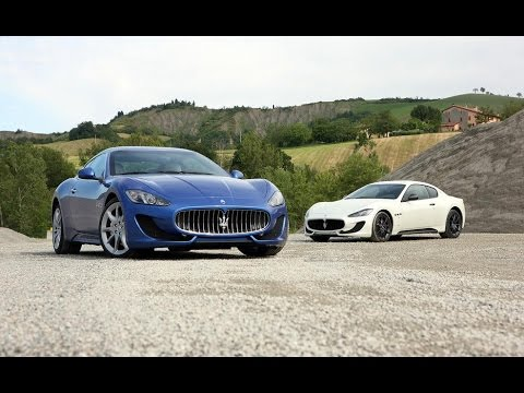 2013 Maserati Granturismo Performence Youtube