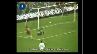 Italian Serie A Top Scorers: 1986-1987 Pietro Paolo Virdis (Milan) 17 goals