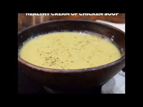 Healthy (low Syn) Creamy Of Chicken Soup - How To Make - Slimming World Recipe