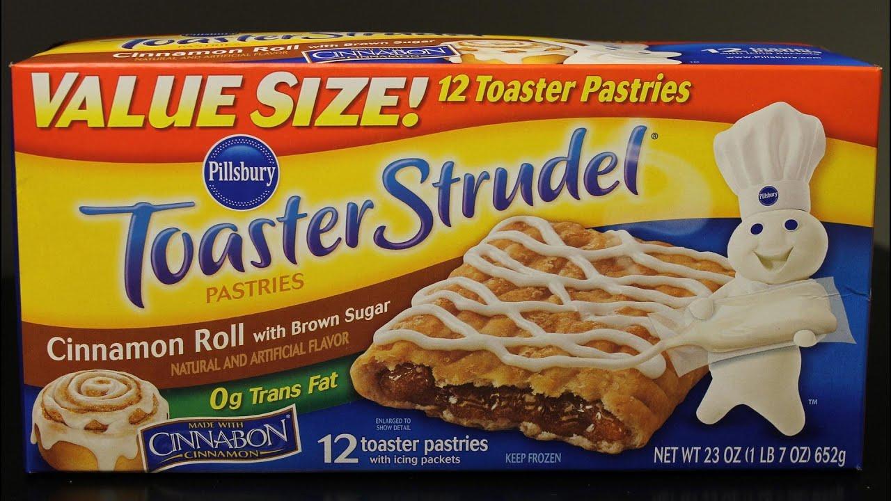 Cinnabon Toaster Strud...