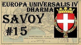 Europa Universalis 4 - Dharma: Savoy #15